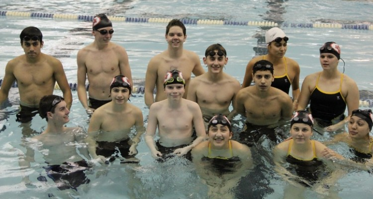 Photo for Individual Results For District Swim Meet