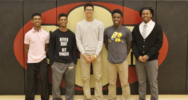 Photo for All District Honors - Boys Basketball