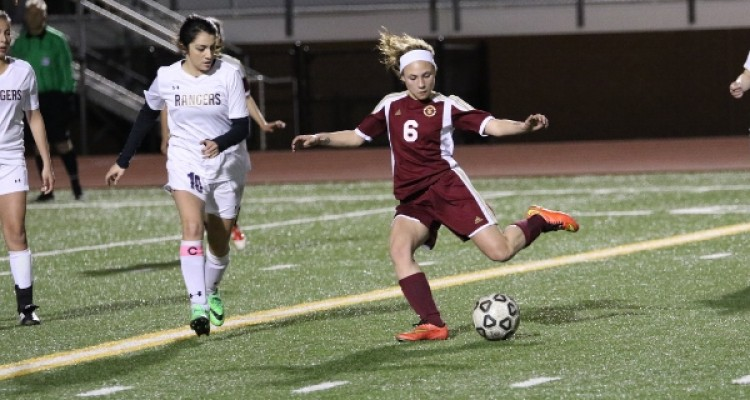Photo for Win over the Lady Rangers for Saginaw Girls Soccer!