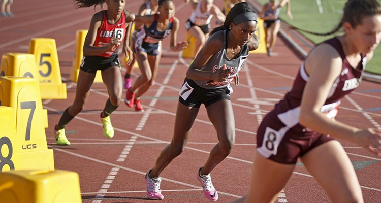 Photo for Three Lady Rough Riders Place Top Ten At UIL 5A State Track and Field Meet