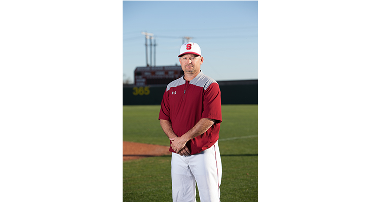 Photo for Assistant Coach, Chris Carter, To Take Over The Saginaw Baseball Program!
