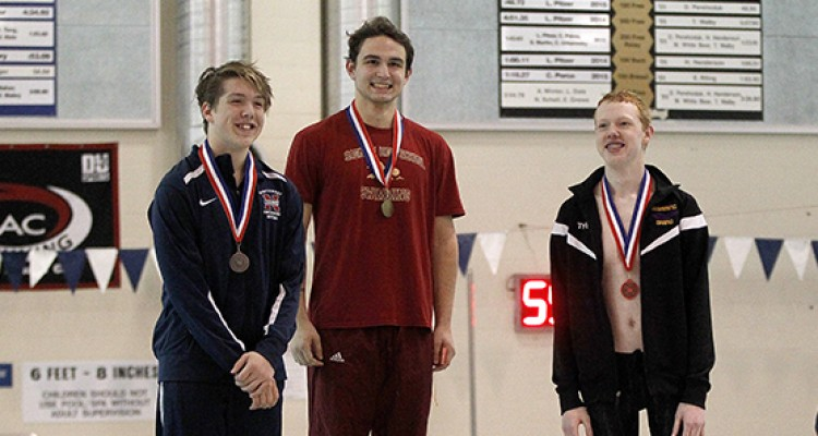 Photo for Saginaw Rough Riders Compete In District Swim Meet