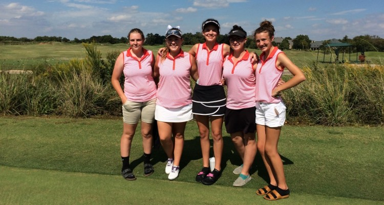 Photo for Jade Staudt Leads Girls' Golf To Best Tournament Of Season!