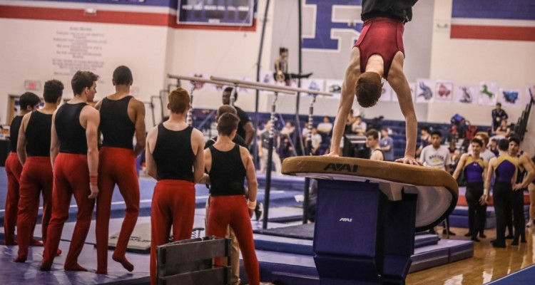 Photo for Saginaw Boys' Gymnastics Team Become Regional Champions For The 8th Year In A Row!