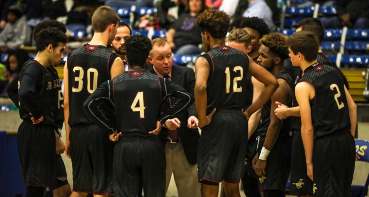 Photo for Coach Craft Helps The Rough Riders Try To Recover First Half Deficit Against Boswell