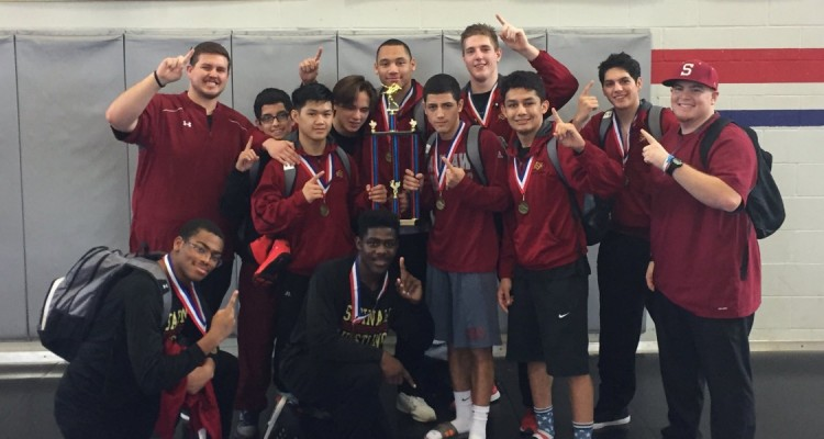 Photo for Rough Rider Wrestling Wins It All At Sam Houston