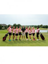 Saginaw Girls Golf Team