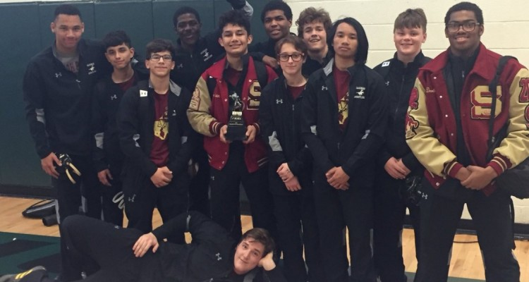 Photo for Rough Rider Wrestling Team Goes Undefeated At The Ellison Invitational